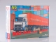 MAZ-5432(new) tractor truck with semitrailer MAZ-938920, model kit