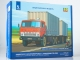 KAMAZ-53212 container truck with  container trailer GBK-8350, model kit