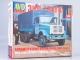 ZIL-133G4 flatbed truck with tent, model kit