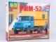 Mobile workshop RZhM-52 (ZIL-4333). model kit
