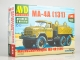 Oil tanking truck MA-4A (ZIL-131), model kit