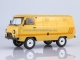 UAZ-3741 minivan /yellow/