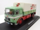 MAN Buessing 19.320 flatbed with tent