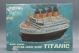 Royal Mail Titanic Cartoon Model