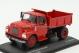 International Harvester NV-184  dump truck 1960 /red/